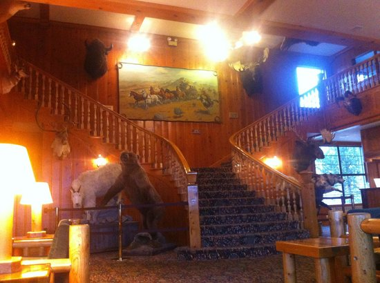 Stage Coach Inn: Lobby