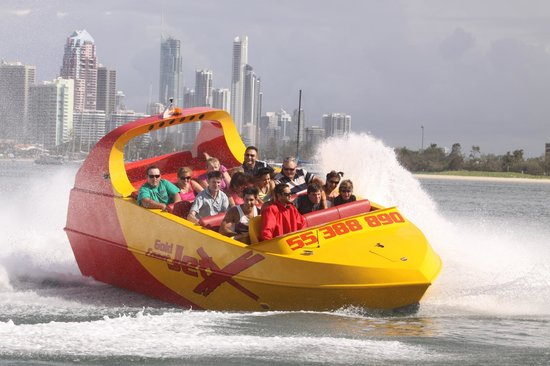 Gold Coast Jet X: Fun,Fast, Exciting
