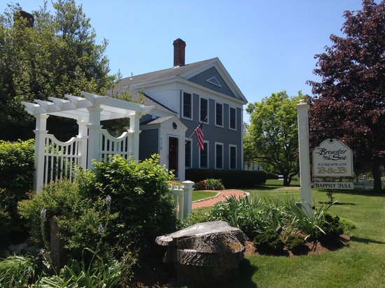 Brewster By The Sea: A lovely B&B with gracious hosts