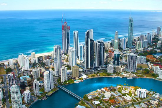 Gold Coast Jet X: Our Great Location