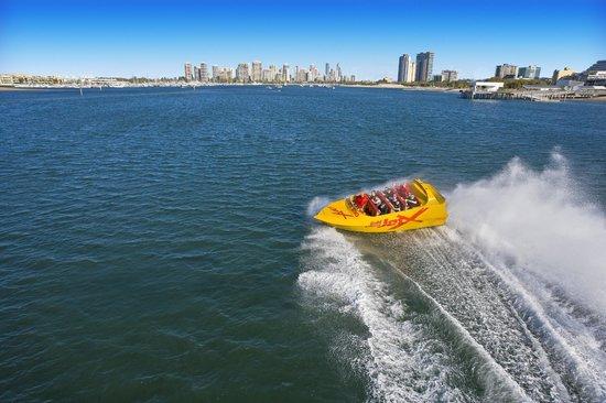 Gold Coast Jet X: High View