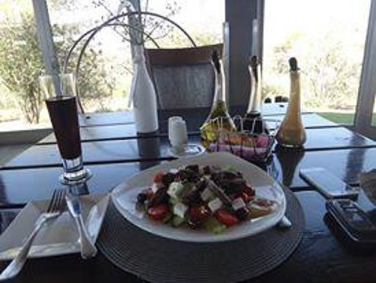 N/a'an ku se Lodge and Wildlife Sanctuary: Lunch