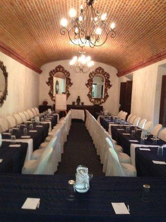 La Casa de los Suenos: Salon de Reuniones