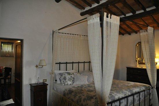 Vignamaggio: Bedroom