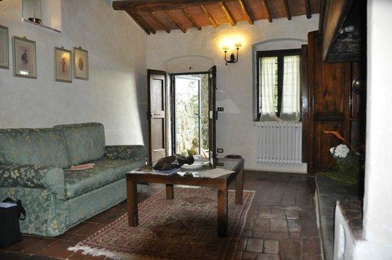 Vignamaggio : Door to the patio