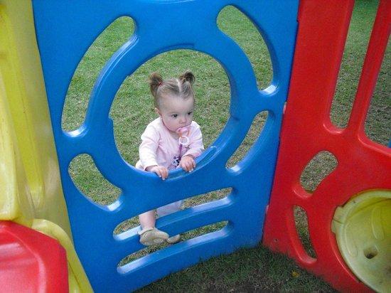 Resort La Torre: juegos infantiles