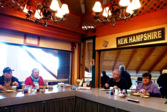 Texas Toast Eatery: they are in New Hampshire, but they feel like at home