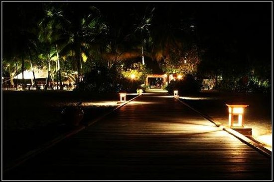 Banyan Tree Vabbinfaru: Night of Vabbinfaru Banyan Tree