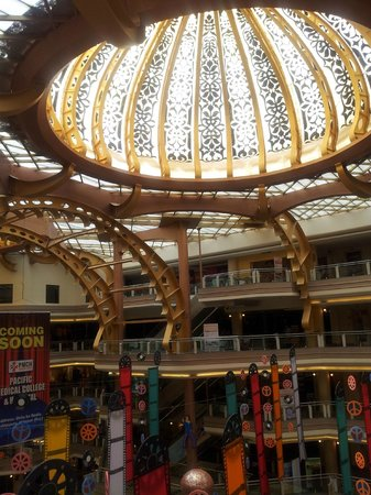 The Celebration Mall: Celebration Mall, Udaipur