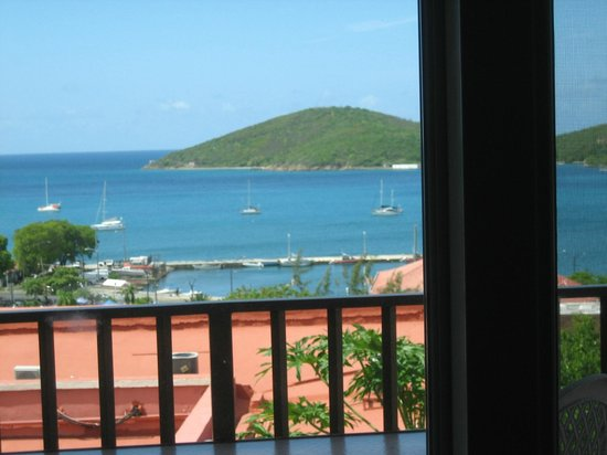 Galleon House Bed & Breakfast : What A View