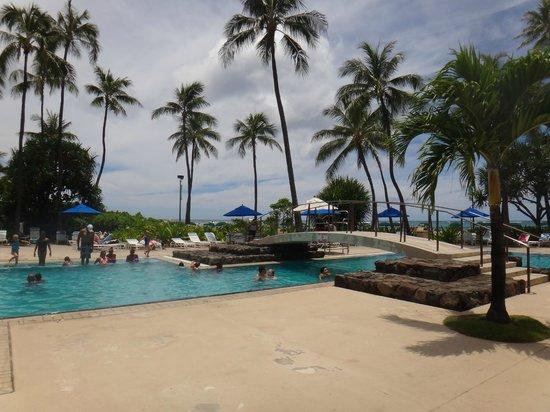 Main Pool - Picture of Hale Koa Hotel, Honolulu - TripAdvisor