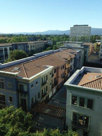 Hotel Valencia - Santana Row: View from room 752