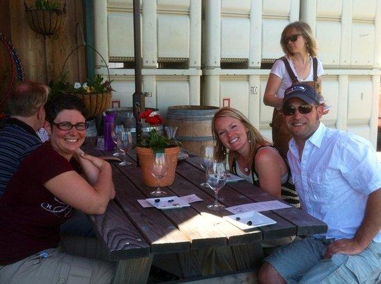Stevenson, WA: Good Times on the AniChe