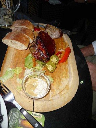 Creme Caffé Il Balcone : Dinner