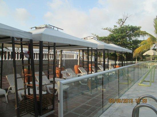 Hotel Isla Arena Plaza : Piscina/pileta