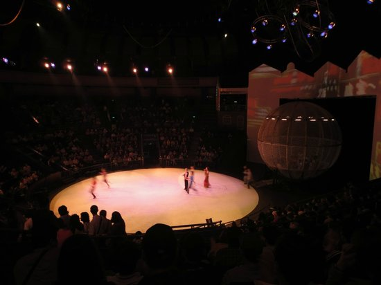 Shanghai Circus World : show4