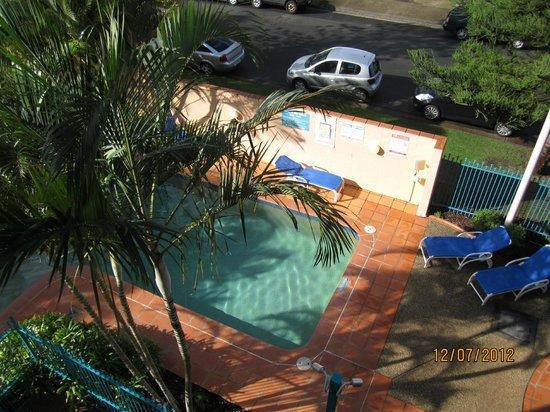 Aruba Sands Resort: ANOTHER SWIMMING POOL