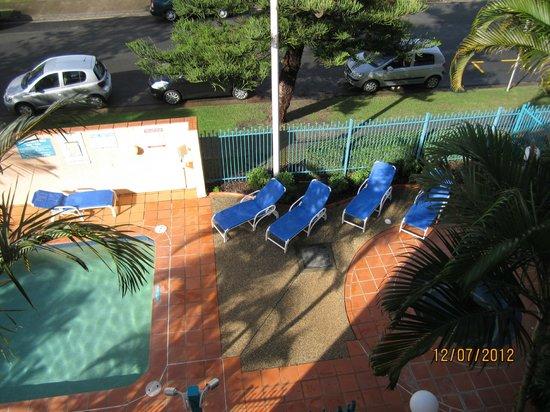 Aruba Sands Resort: SWIMMING POOL