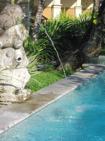 Mutiara Bali Boutique Resort & Villas: pool