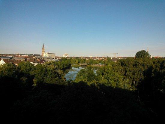 Steigenberger Conti-Hansa: härlig vy över kiel