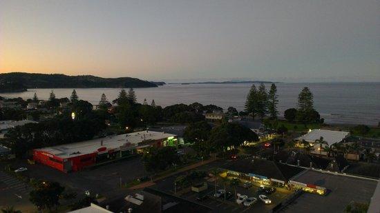 Ramada Suites Nautilus Orewa: Our view from the balcony ...