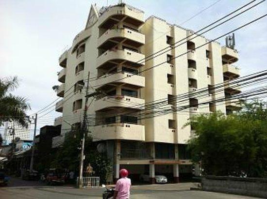 S.C. Heritage Hotel: 外観