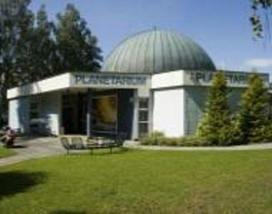 Das Planetarium Klagenfurt liegt inmitten des wunderschönen Europapark