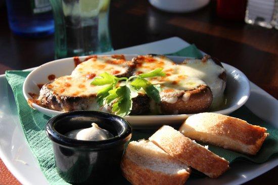 Boston O'Brady's: Champignon med ost - MUMS