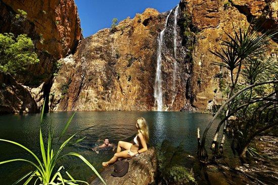 Emma Gorge Resort: Miri Miri Falls