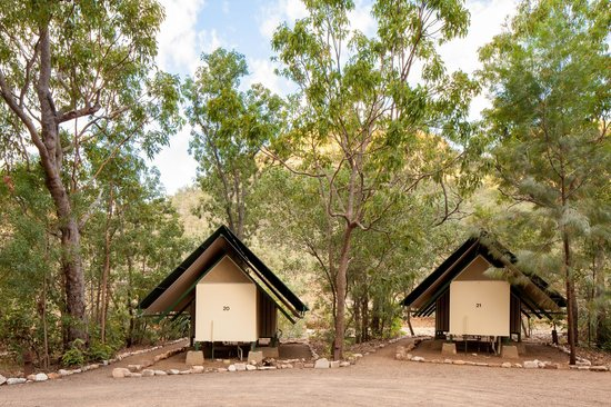 Emma Gorge Resort: Tented Cabins
