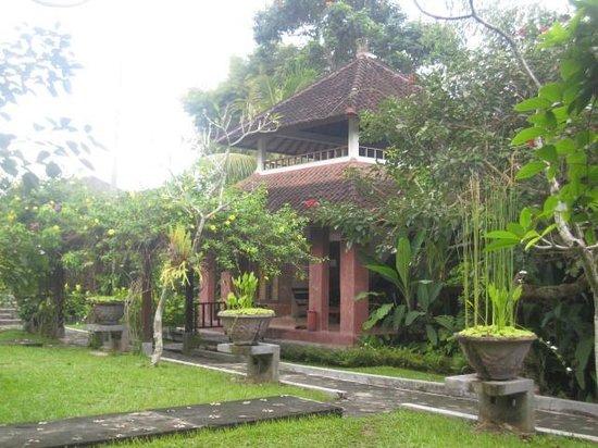 Ubud Villas and Spa : Neighboring Villa