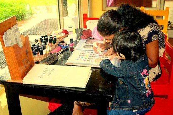 Taj Holiday Village Resort & Spa: Kid's activity center
