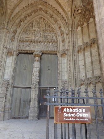 Abbaye de Saint-Ouen