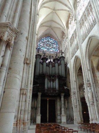 St. Ouen's Abbey: ,
