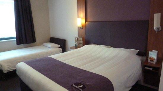 Premier Inn London Southwark (Tate Modern) Hotel: Beds
