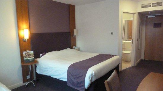 Premier Inn London Southwark (Tate Modern) Hotel: Bedroom