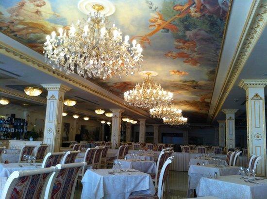 Hotel Alexander Palace: Ristorante