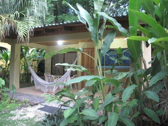 Zula Inn Aparthotel: Room/cabana #2