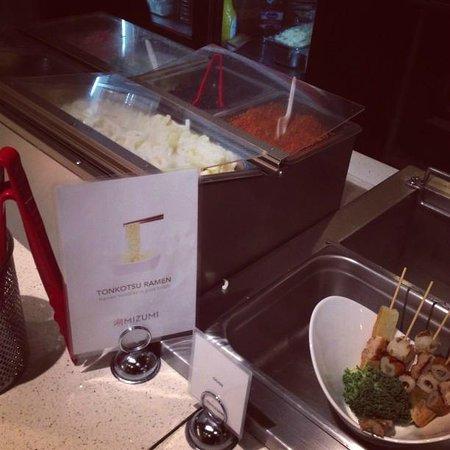 Mizumi Restaurant: Soup