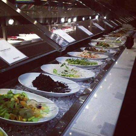 Mizumi Restaurant: Salads