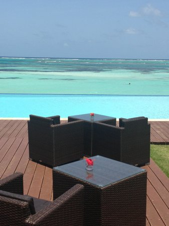 view from 5 trident pool picture of club med punta cana punta cana tripadvisor. Black Bedroom Furniture Sets. Home Design Ideas