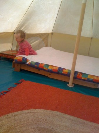 Purecamping: Standard Bell tent