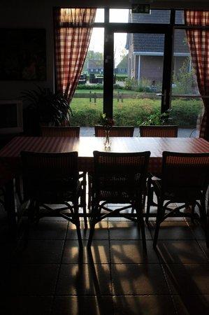 Overleekerhoeve: the living room