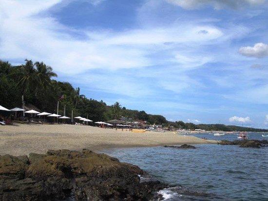 La Luz Beach Resort & Spa: beach area