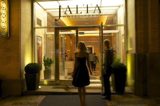 Jalta Boutique Hotel: Jalta entrance