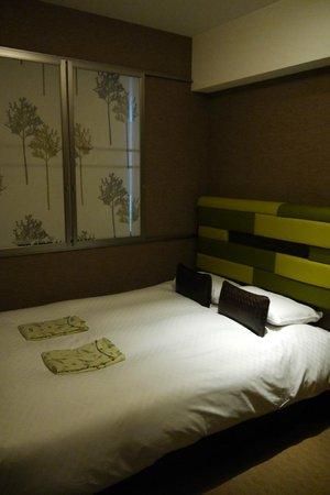 Hearton Hotel Kitaumeda: Semi-double room