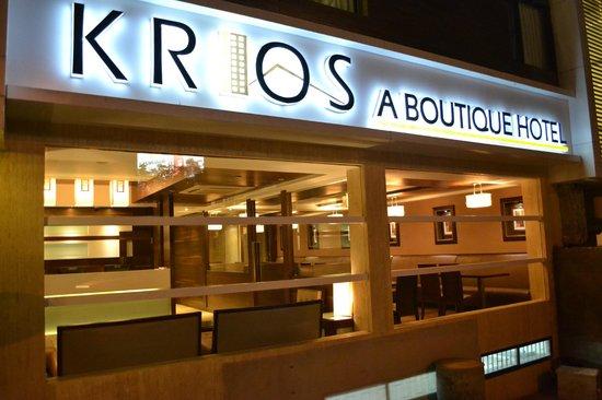 Krios Hotel : good hotel
