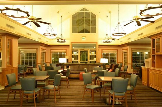 HYATT house Belmont/Redwood Shores: Hyatt Belmont Dining