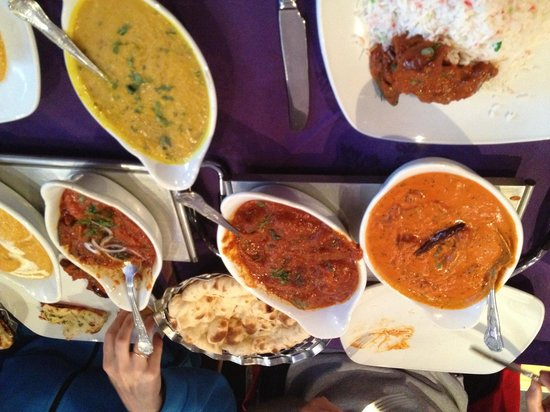 Bombay Express: Great Indian food