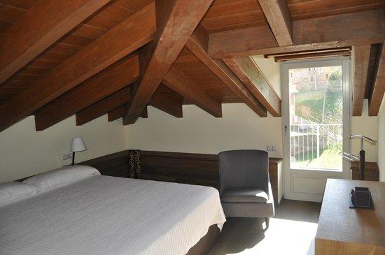 Casona la Sierra: Habitación casa Matín